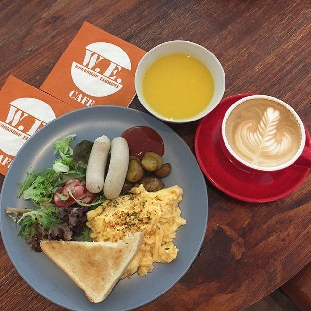 W.E. Cafe