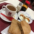 Set A ($4.80) to kick start my Saturday 😘 Comfort local breakfast 😋  #burpple