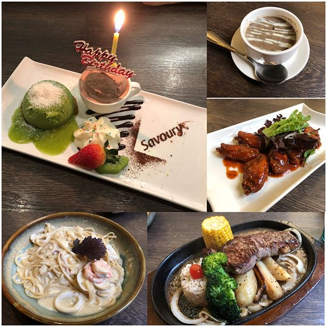Food And Restaurants In Jalan Kayu