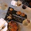 Sundown Hour (T-F,  4pm-8pm) 🍷 Wine at $10 & Cocktail at $12 😍 La Casada Merlot .