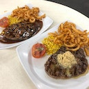 Mouth watering steaks @$16.90 each with 8 types of sauces to choose from!