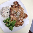 Simply Grilled Chicken ($6.50)