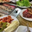 Korean BBQ Buffet