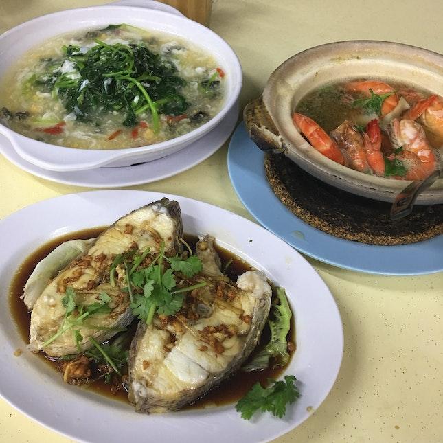 133 Seafood again