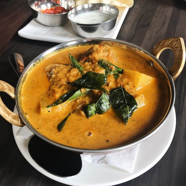 Nadan Kozhi Curry (RM32)