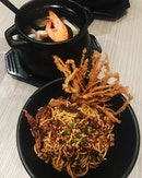 Superior Seafood Dry Noodle - Spicy (RM22.90)