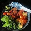 Salmon Sashimi Rice Bowl (RM23)