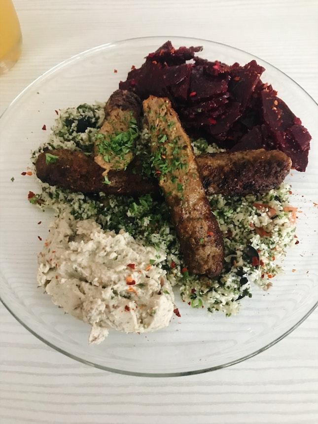 Lamb Kofte (RM30)