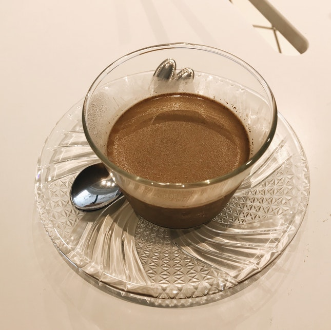 Houjicha Pudding (RM10)