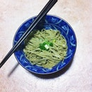 Organic Soba With Honey Soy Sauce