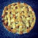 Home cooked Apple Pie