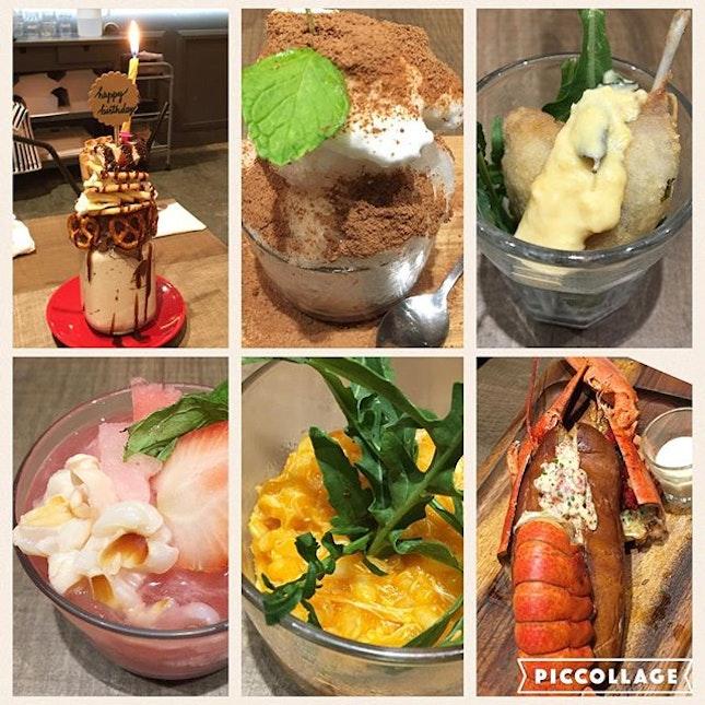 5 course degustation meal a success!