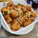 萝卜糕 步步高升  煎堆 金钱滚滚 小猪猪 🐷事顺利  My own version of CNY lucky food hahaha #burpplesg #burpple #cny2019 #piggycny2019day2