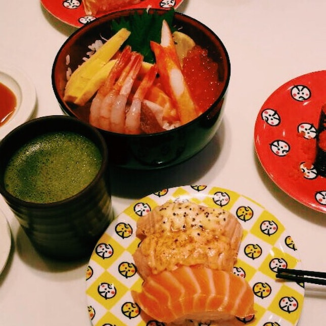 Journey Of The Chirashi Don 爱