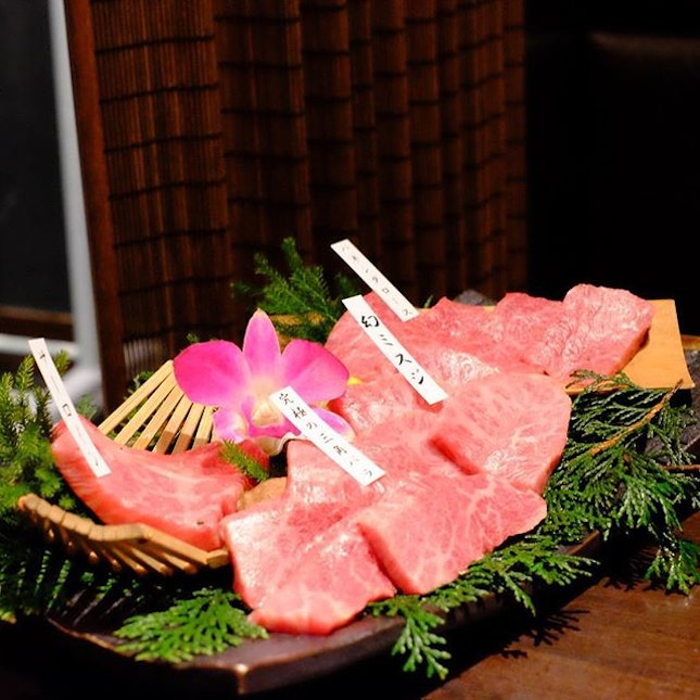 Thanks to my wife, I had the privilege to try the Matsusaka beef, which is known to be one of the top three beef of Japan.