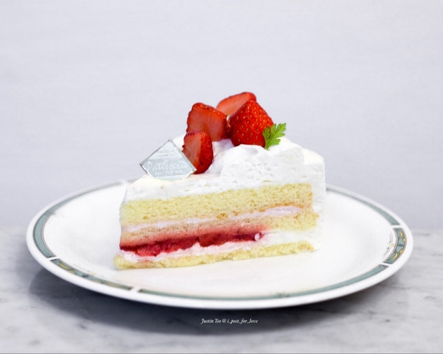 Legendary Fresh Cream Cake [$5.10]