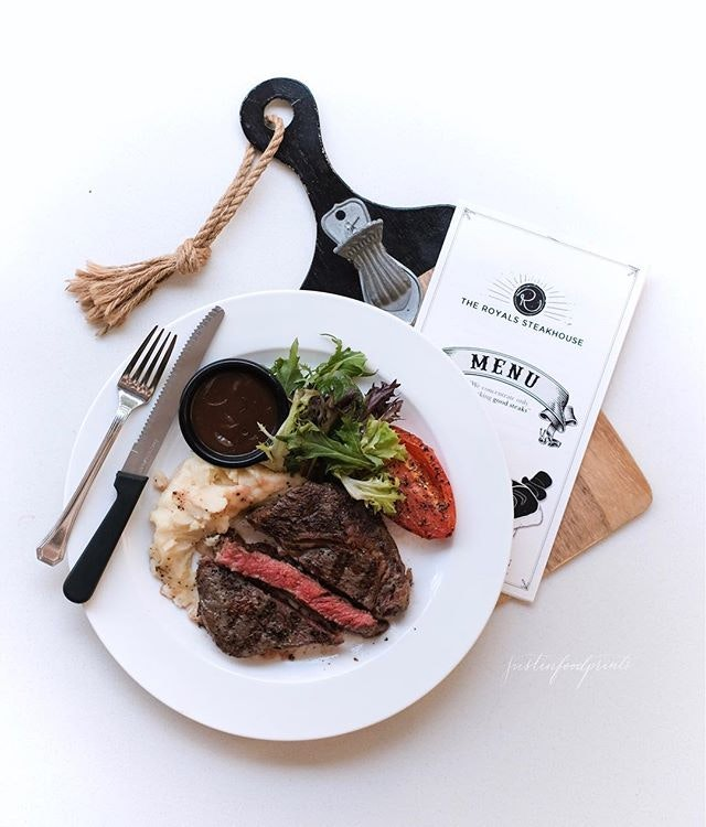 Prime New Zealand Ribeye ($28, weighs 200g to 220g).