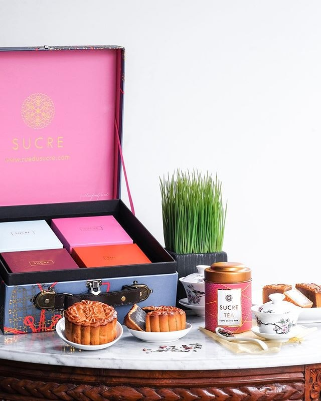 [Booth opens today] Sucre Travellers Box Set.