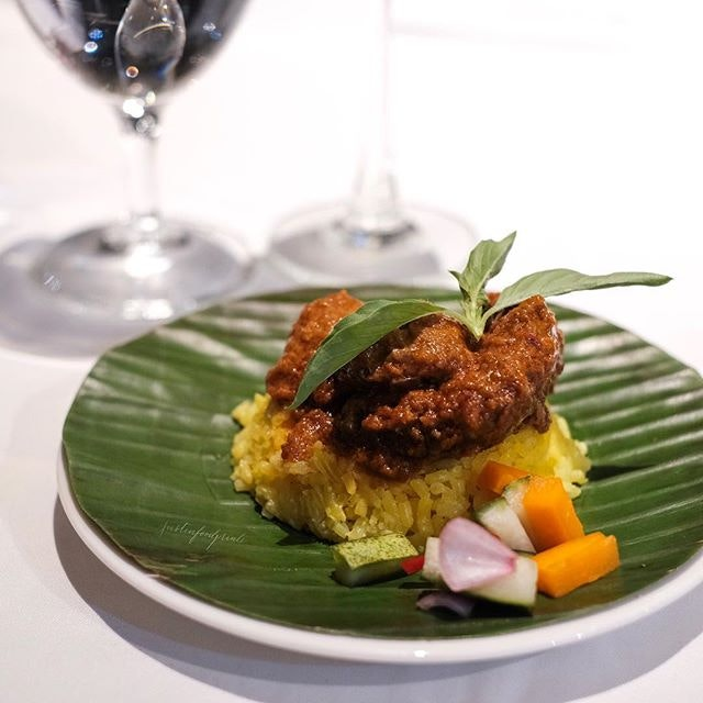 [TGFF starting tmr] Satay tender braised beef rendang by Chef Eugenia Ong, Table at 7.
