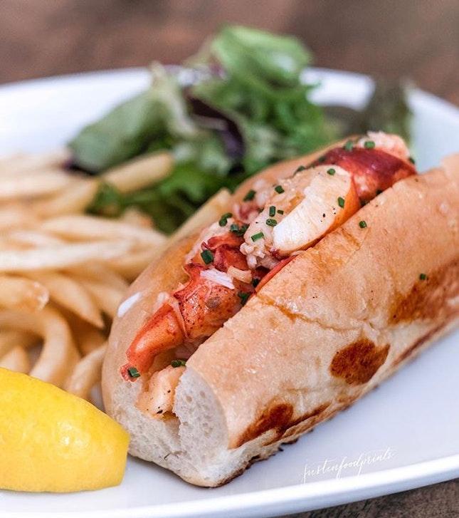 Lobster roll ($35/$42 for American/European lobster).