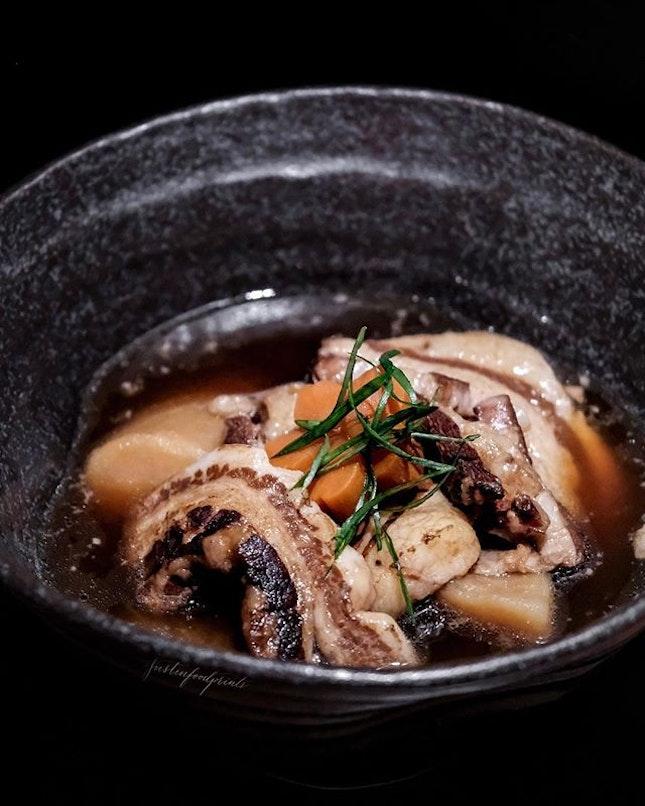 Kagoshima Buta Kakuni ($15).