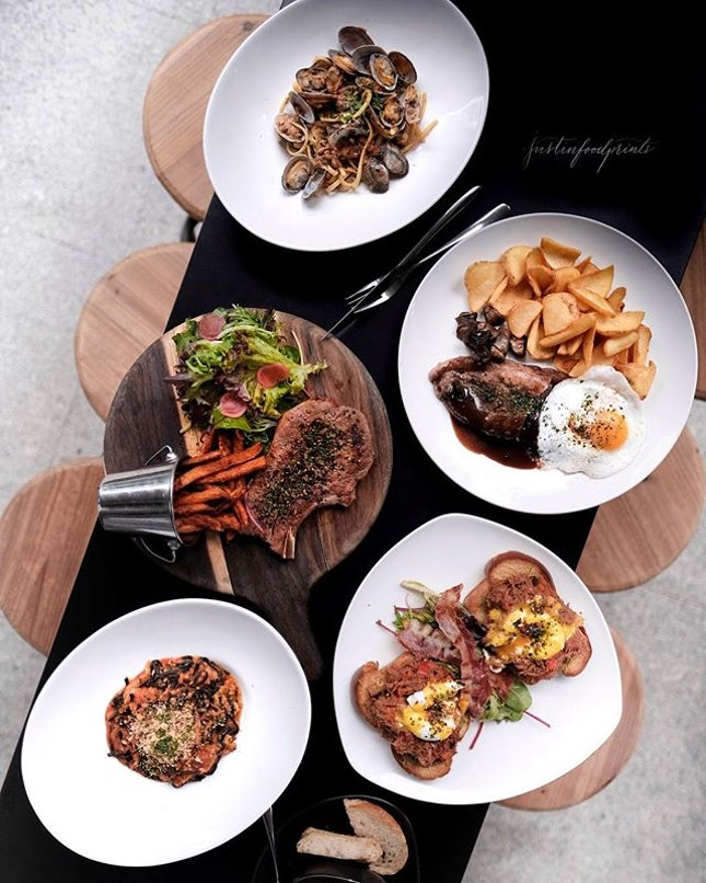 [New Items] Brunch and Lunch Spread ($118 for these 5 mains pictured).