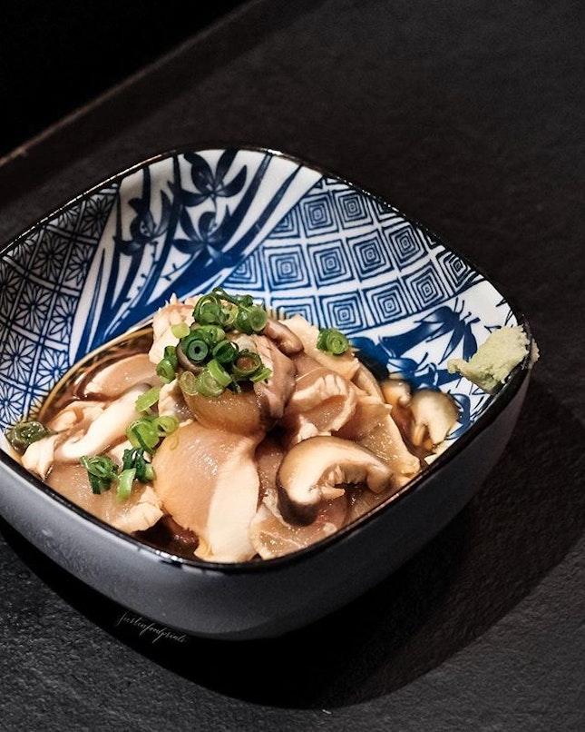 Chicken Sashimi.