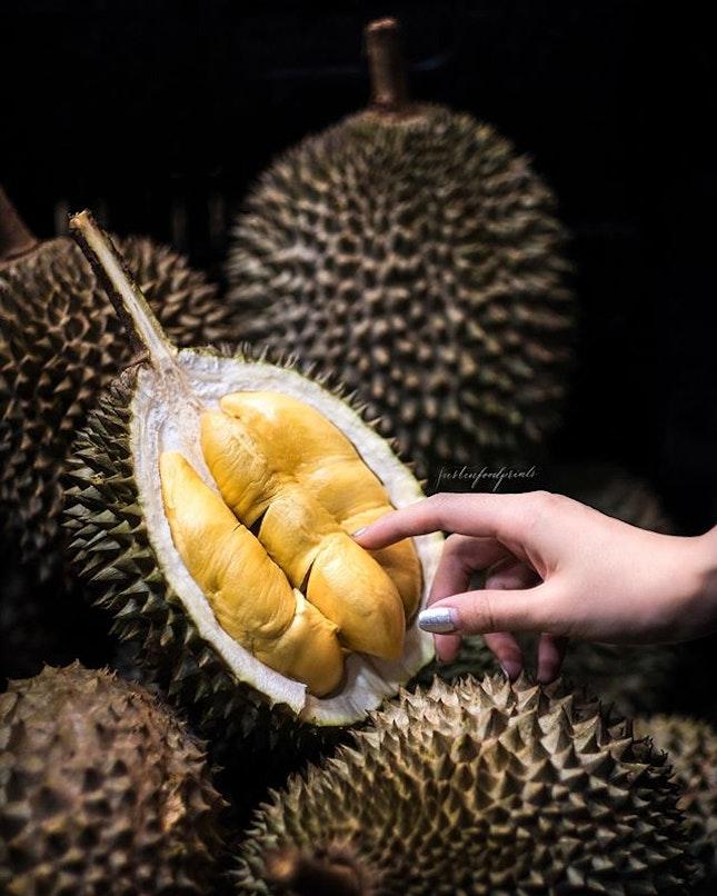 Durian Buffet and Durian Desserts Buffet at Hotel Jen