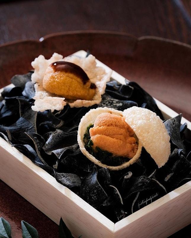 Annual Uni Event at Sushi Kimura ($450++ per person).