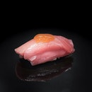 [Happy 3rd Birthday Ryo Sushi] Double Otoro with Cured Yolk ($98 Sushi Omakase).