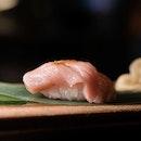 Sushi Omakase.