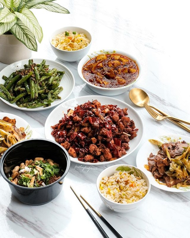 20% off Sichuan Food Takeaway; 10% off for Delivery.