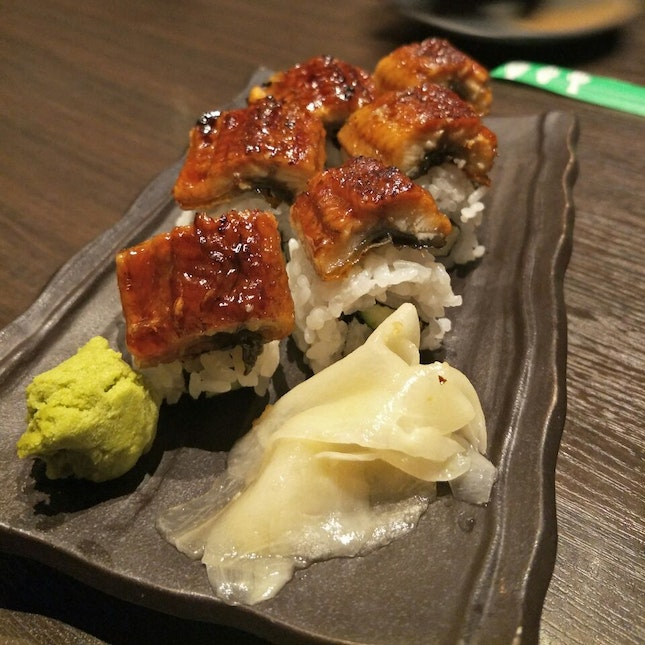 Normal Unagi Roll