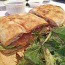 $19.90 Salmon Sandwich
