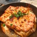 Mentai Cheese Fried Tofu