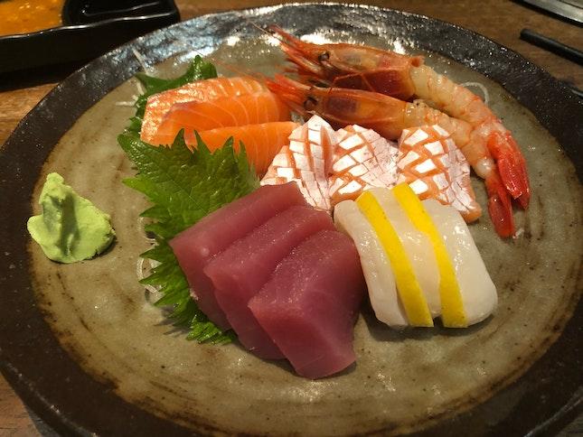 $44++ For Low-quality Sashimi Moriawase