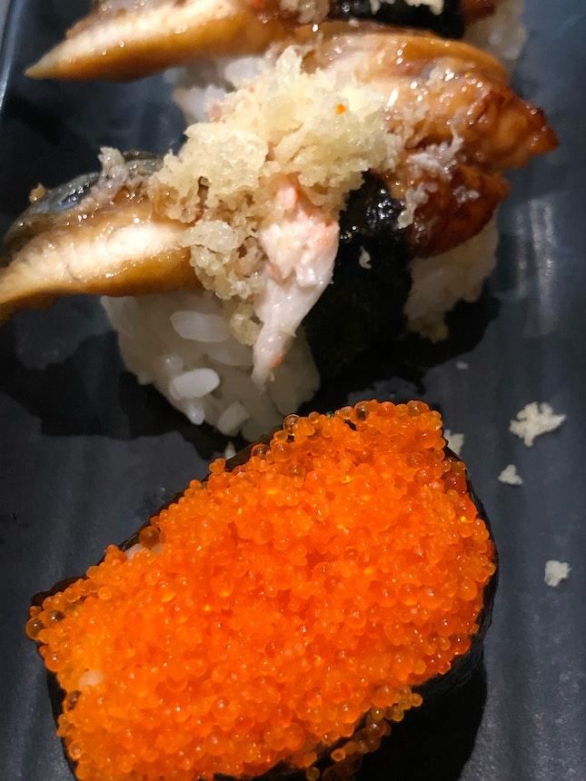Pretty Bad Sushi