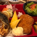 Lunch Gozen Set ($15.80++)
