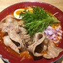 Spicy Ramen with Everything