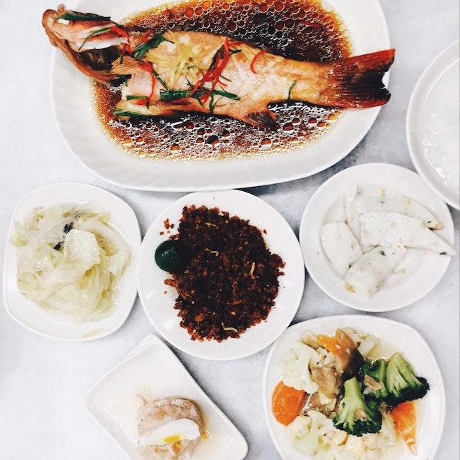 Heng Long Teochew Porridge