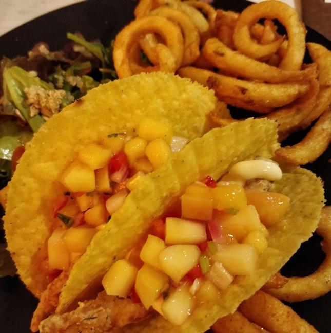 Nice Fish Tacos