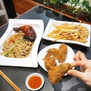 Homegrown chicken wing brand alright, with the menu including a wide variety of other mains such as pastas and western chops.