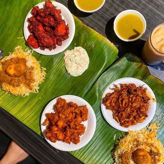 Banana Leaf Meal Experience With Homely Dishes