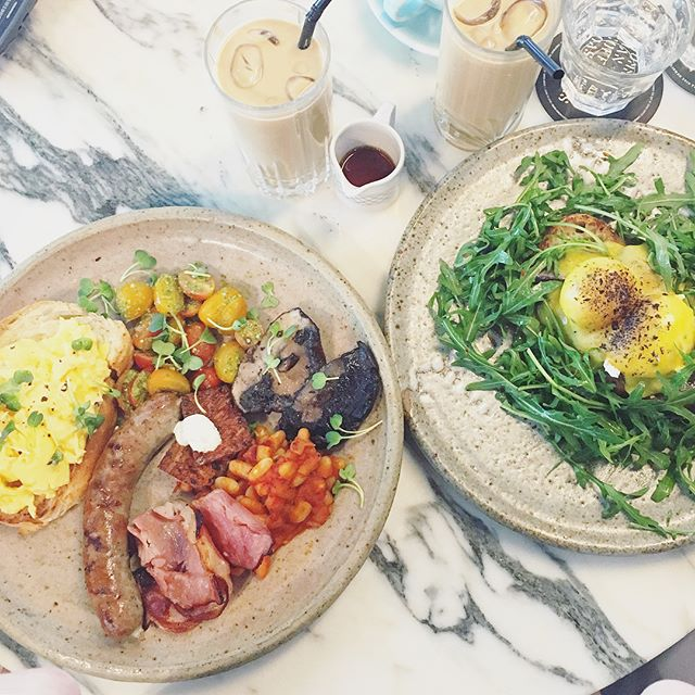 Read more in Ultimate Brunch Guide Singapore edition (#linkinbio)  Favourite brunch!!!