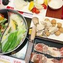Thanks to @eatigo_sg I had sukiya at 50% off for dinner!