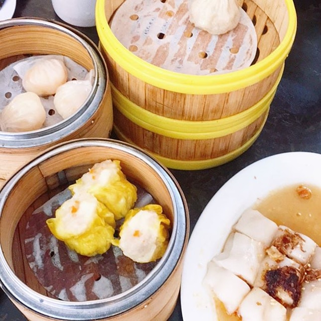 (🇲🇾 Johore, Malaysia) not bad but i only like their Bbq pork buns😂 Very cheap dim sum!