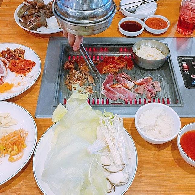 Korean food Singapore