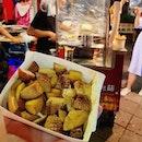 [Taiwan, Taipei🇹🇼] Favourite street snack!!