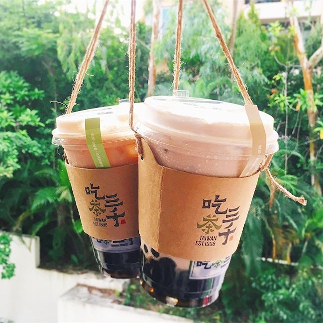 there are so many bubble tea stores in Sg!!