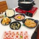 congee hotpot